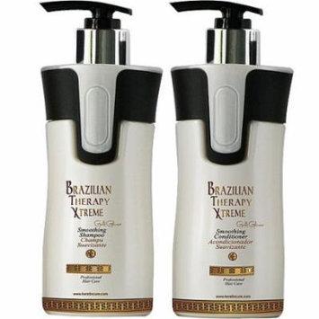 Sulfate Free BTX Pina Colada Daily Shampoo Conditioner 300ml/10floz