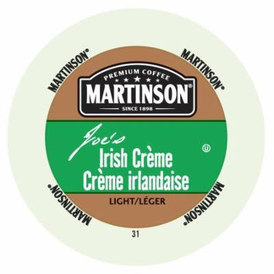 Martinson Coffee Irish Crème, RealCup Portion Pack For Keurig Brewers, 144 Count