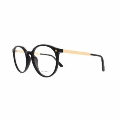 ETRO Eyeglasses ET2619 001 Black 52MM