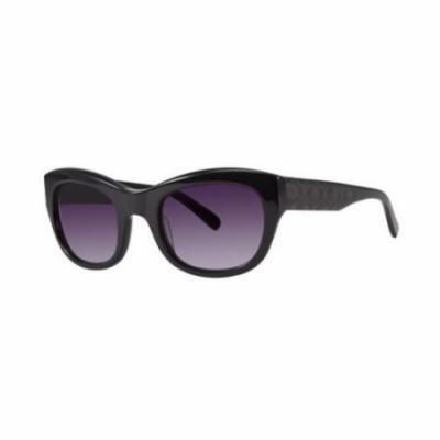 VERA WANG Sunglasses V432 Black 51MM