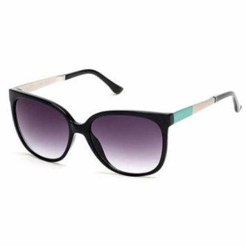 CANDIES Sunglasses CA1008 01B Shiny Black 57MM