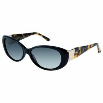 BCBGMAXAZRIA Sunglasses DASHING Black 55MM