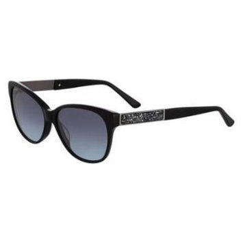BEBE Sunglasses BB7170 001 Jet 55MM