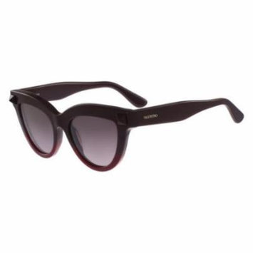 VALENTINO Sunglasses V712S 659 Rubin/Scarlet 51MM