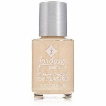 JORDANA Creamy Liquid Foundation