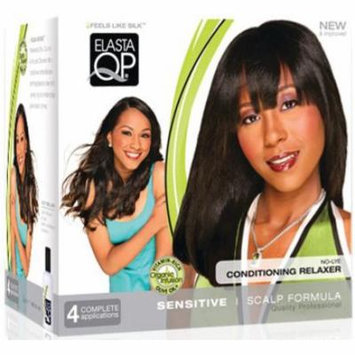 Elasta QP Sensitive Scalp Relaxer Kit (Pack of 2)