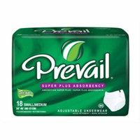 Prevail PVR-512/PVR-513 Adjustable Briefs-Case Quantities