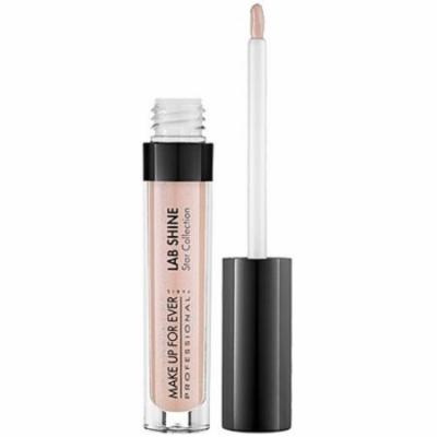 Make Up For Ever Lab Shine Lip Gloss, Pearly Nude S0