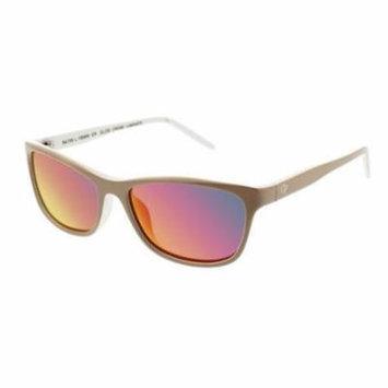 OCEAN PACIFIC Sunglasses GLIDE Creme Laminate 54MM