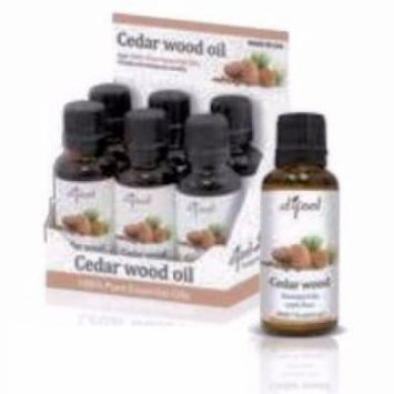 Sunflower Natural Essential Oil - Cedar wood 1 oz.