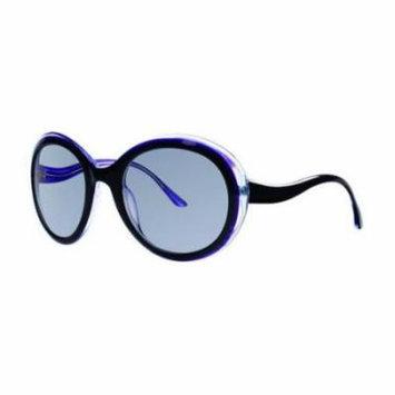 VERA WANG Sunglasses V295 Black 54MM