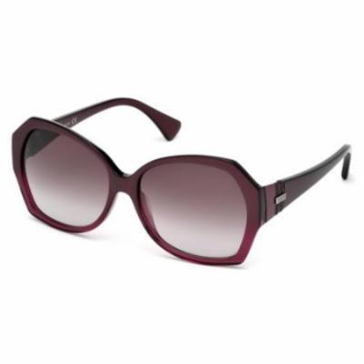 TOD'S Sunglasses TO0172 71T Bordeaux 58MM