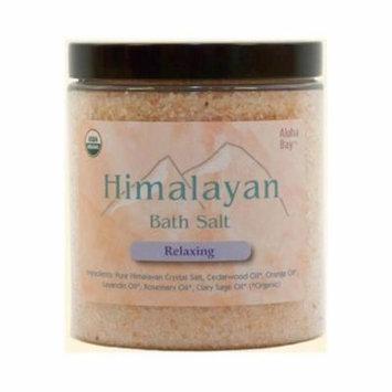 Himalayan Salt 0827014 Bath Salt - Relaxing, 24 oz
