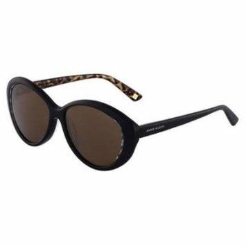 ANNE KLEIN Sunglasses AK7021 001 Black 55MM