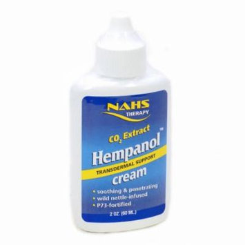 Hempanol Cream By North American Herb and Spice - 2 Ounces