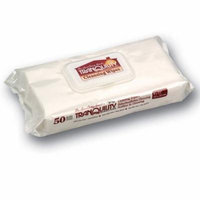 Tranquility 3101 Cleansing Wipes (600ct) 600/Case