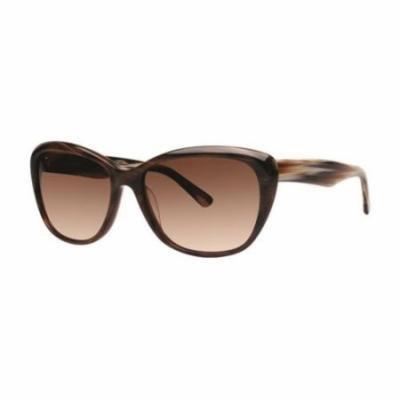 VERA WANG Sunglasses V400 Horn 56MM