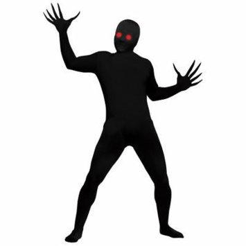 Fade Eye Shadow Demon Skin Suit Kids Costume