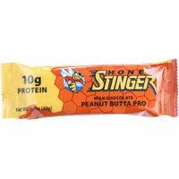Honey Stinger Protein Bar, Milk Chocolate Peanut Butta Pro, 1.5 OZ (Pack of 15)