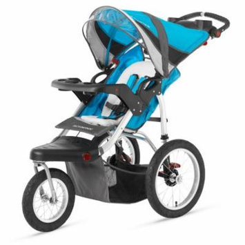 Schwinn Discover Single Swivel Stroller