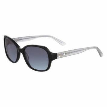 BEBE Sunglasses BB7164 001 Jet 54MM
