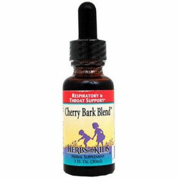 Herbs for Kids Cherry Bark Blend, 1 OZ