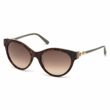 TOD'S Sunglasses TO0154 59F Beige 56MM