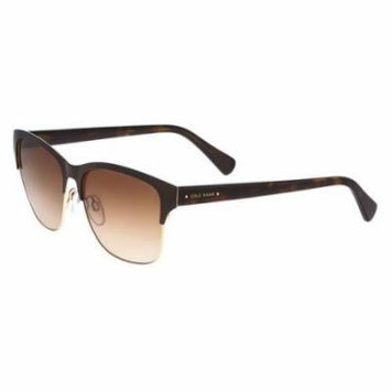 COLE HAAN Sunglasses CH7010 210 Brown 55MM