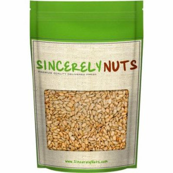 Sincerely Nuts Sunflower Seeds Roasted Salted (No Shell) 2 LB Bag