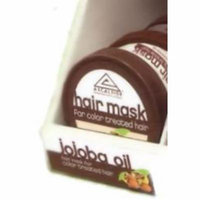 Excelsior Macadamia Oil Hair Mask Jar 6 oz. (Pack of 12)