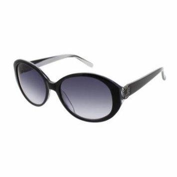 JESSICA MCCLINTOCK Sunglasses 576 Black Laminate 54MM