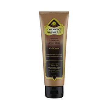 One 'N Only Argan Oil Curl Cream 3 oz. (Pack of 2)