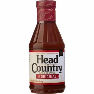 Head Country Original Bar-B-Q Sauce, 20 oz