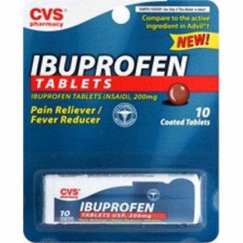 Cvs Pharmacy Ibuprofen 200 Mg Coated Tablets