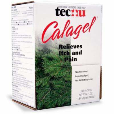 CalaGel Medicated Anti-Itch Gel 1/16Ounce-Box of 144