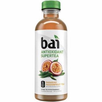 Bai Paraguay Passionfruit Tea, Antioxidant Infused Tea, 18 Ounce (Pack of 12)