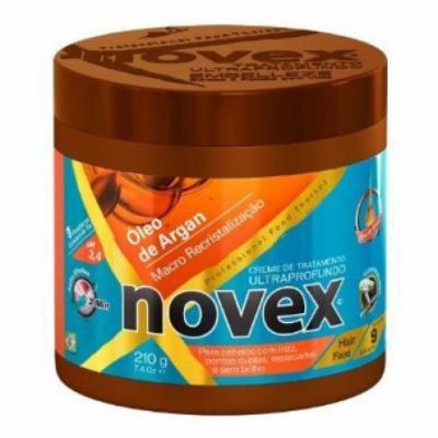 Embelleze Novex Argan Oil Treatment 7.4 oz. (Pack of 6)