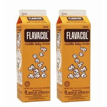 Gold Medal Prod. 2045 Flavacol Seasoning Popcorn Salt - 35 oz. (Pack of 2)