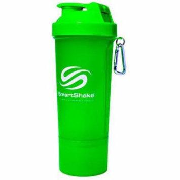 Smart Shake Shaker Cup, Neon Green, 17 OZ