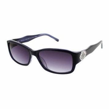 JESSICA MCCLINTOCK Sunglasses 575 Blue Laminate 54MM