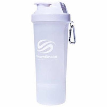 Smart Shake Shaker Cup, Pure White, 17 OZ