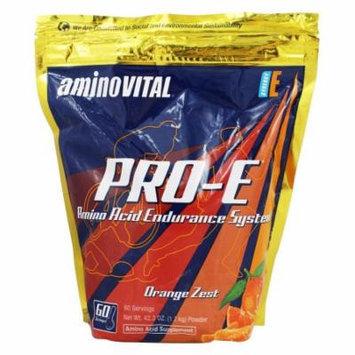 Amino Vital - Pro-E Amino Acid Endurance System Orange Zest - 42.3 oz.