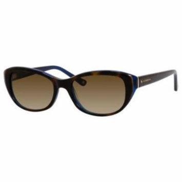 LIZ CLAIBORNE Sunglasses 561/S 0DW2 Havana Blue 51MM