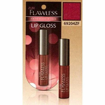 Zuri Flawless Lip Gloss - Fearless Fuchsia