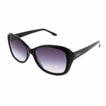 BCBGMAXAZRIA Sunglasses DELIGHT Black 55MM
