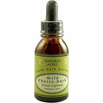 Four Elements Extracts Single 1 oz Wild Cherry Bark, 1 OZ