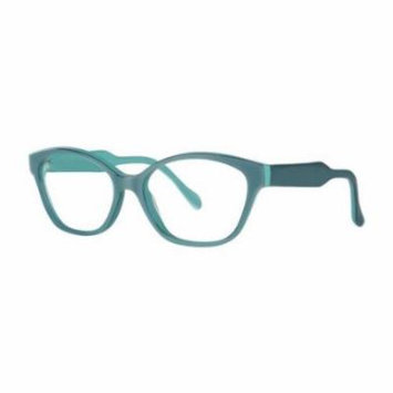VERA WANG Sunglasses ODELLE Acadian Green 53MM