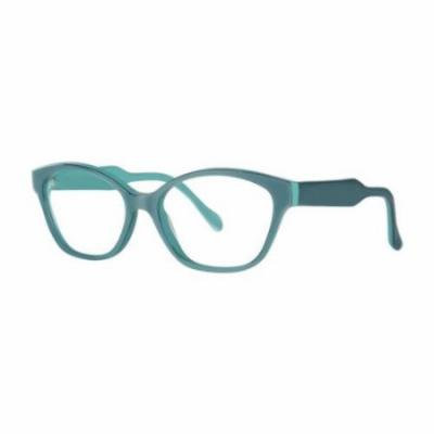 VERA WANG Sunglasses ODELLE Acadian Green 53MM