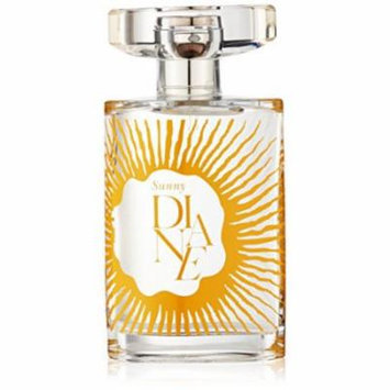 Diana Von Furstenberg Eau de Toilette Spray for Women, Sunny Diane, 3.4 Ounce