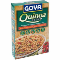 Goya Quinoa Blend with Roasted Red Peppers, Peas & Garlic, 6 oz